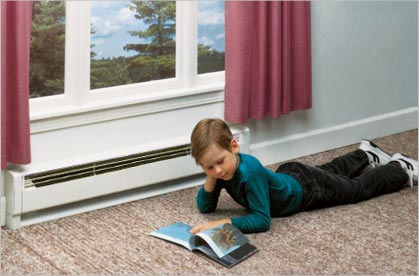 Baseboard Heater Child Safety Baseboard Heater Safety